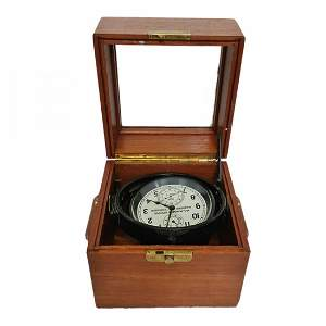 A Lange & Sohne Working Kriegsmarine Chronometre Box