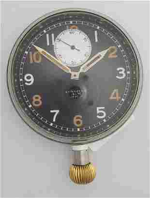 Longines Air Ministry WWI Pocket Watch