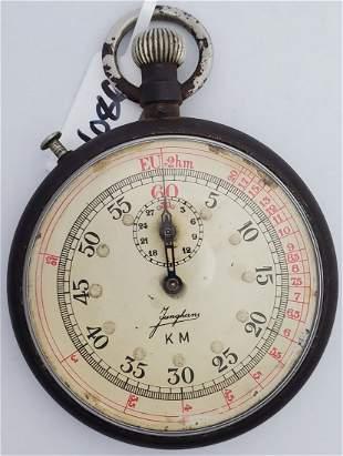 Junghans Kriegsmarine Artillery Dial Stop Watch