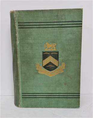 The Harvey Book Family Genealogy PA w Prov