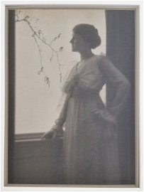 Dassonville Young Woman in Window