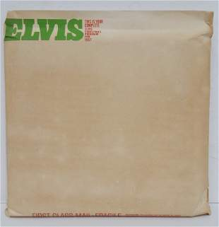 Unopened Reel to Reel Elvis Presley Christmas Special