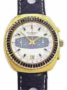 Huge Jules Jurgensen Jurgentron Chronograph Valjoux7734