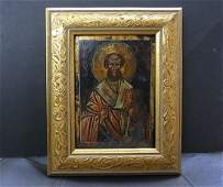 Byzantine Greek Russian Orthodox Icon Collection 5t