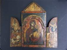 88: Byzantine Greek Russian Orthodox Icon Collection 9t