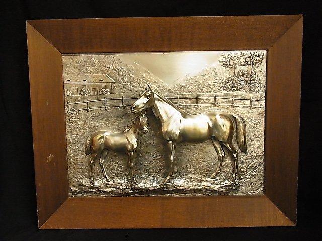O pflug german horses equestrian relief sculpture 230 o pflug german horses equestrian relief sculpture jeuxipadfo Gallery