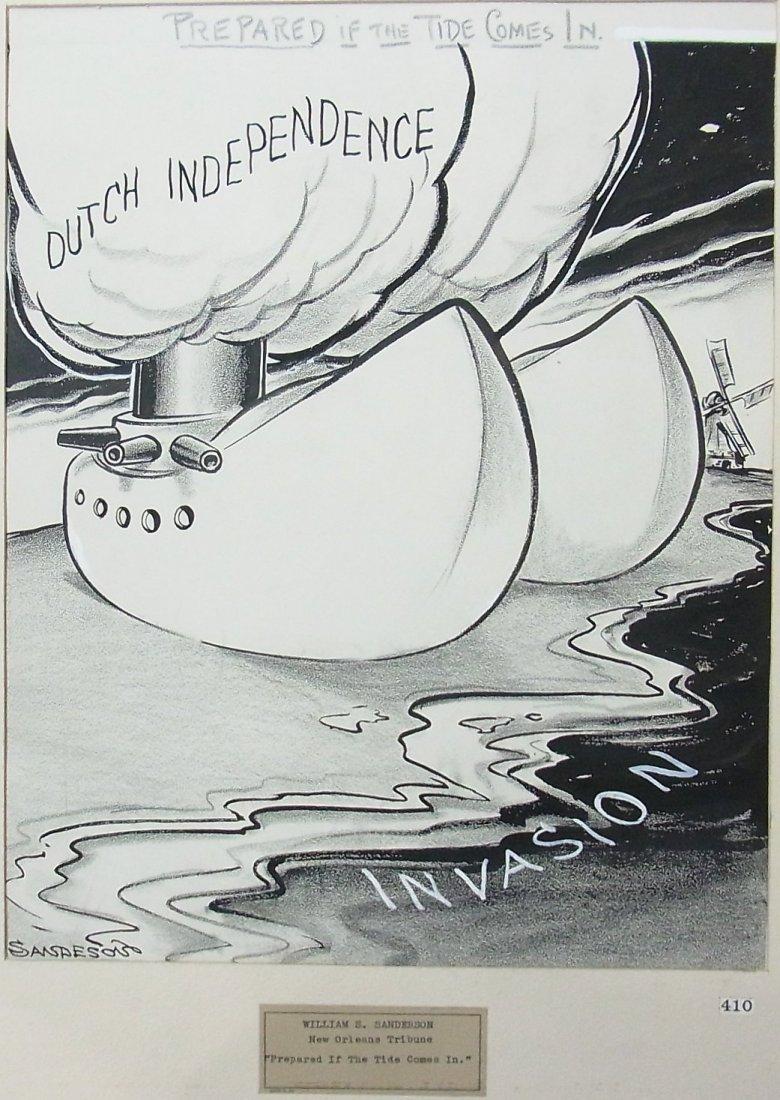 19: William Seymour Sanderson New Orleans Tribune Dutch