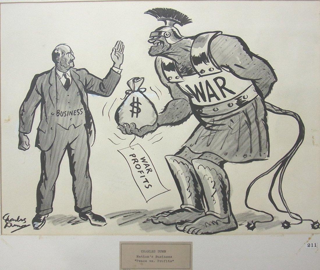32: Charles A. R. Dunn Listed Big Business Saying No To