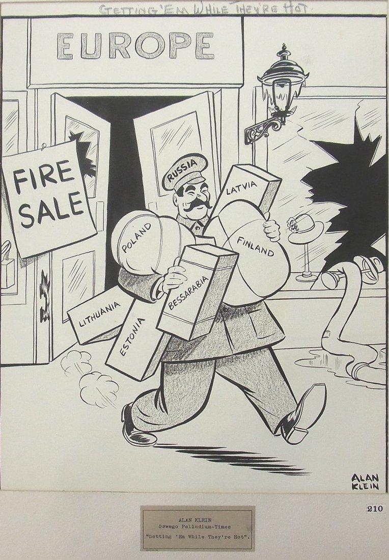 33: J. Alan Klein Stalin Shopping for Countries Getting