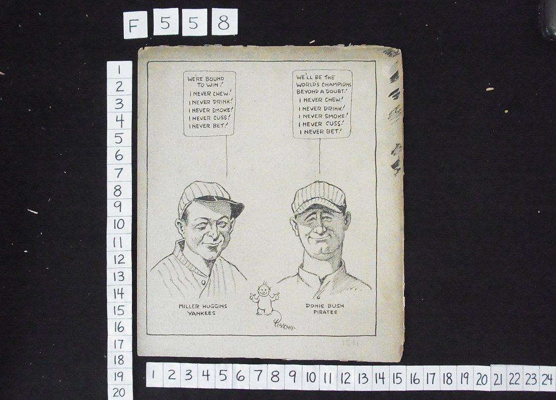 42: Yankees Pirates Baseball Paul Plaschke Chicago Cart - 2