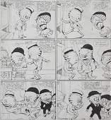59: Jimmy James Swinnerton Mr. Jack Cat Cartoon Comic S
