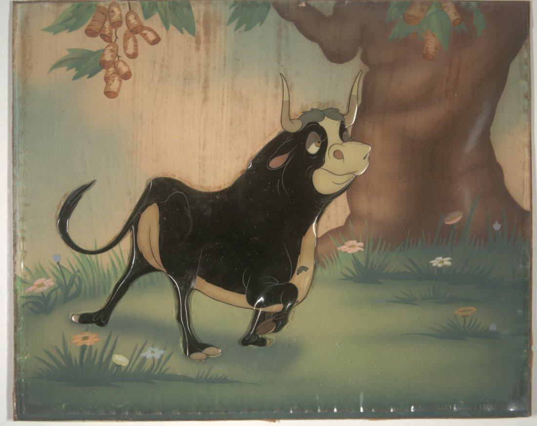 6: Ferdinand the Bull Walt Disney Productions 1938 cel
