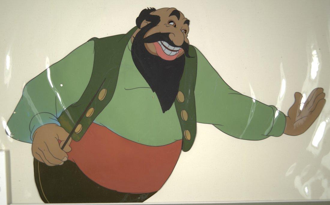 14: Pinocchio: Stromboli Walt Disney Productions 1940 S