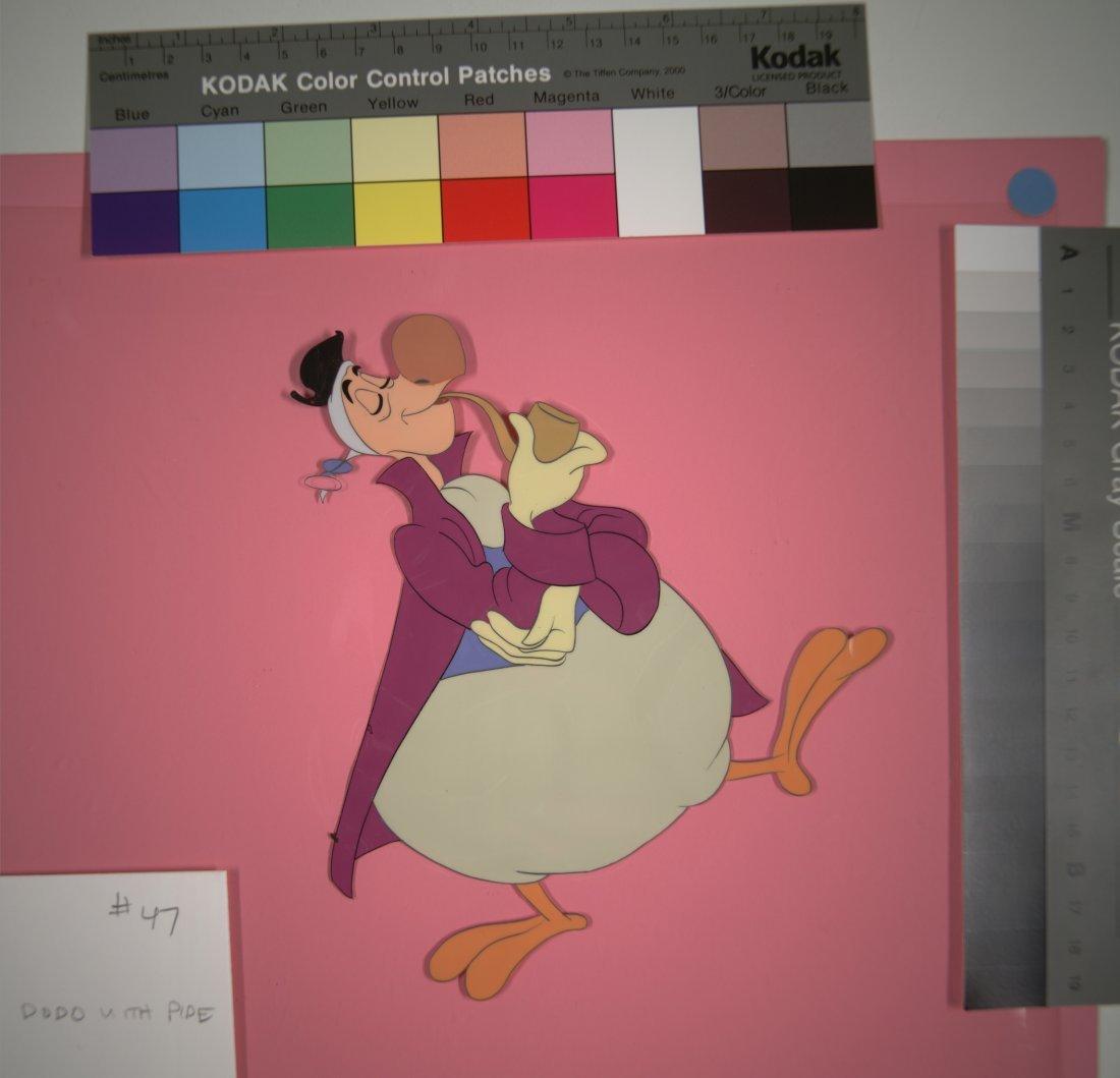 12: Alice in Wonderland: Dodo with Pipe Walt Disney Pro - 2