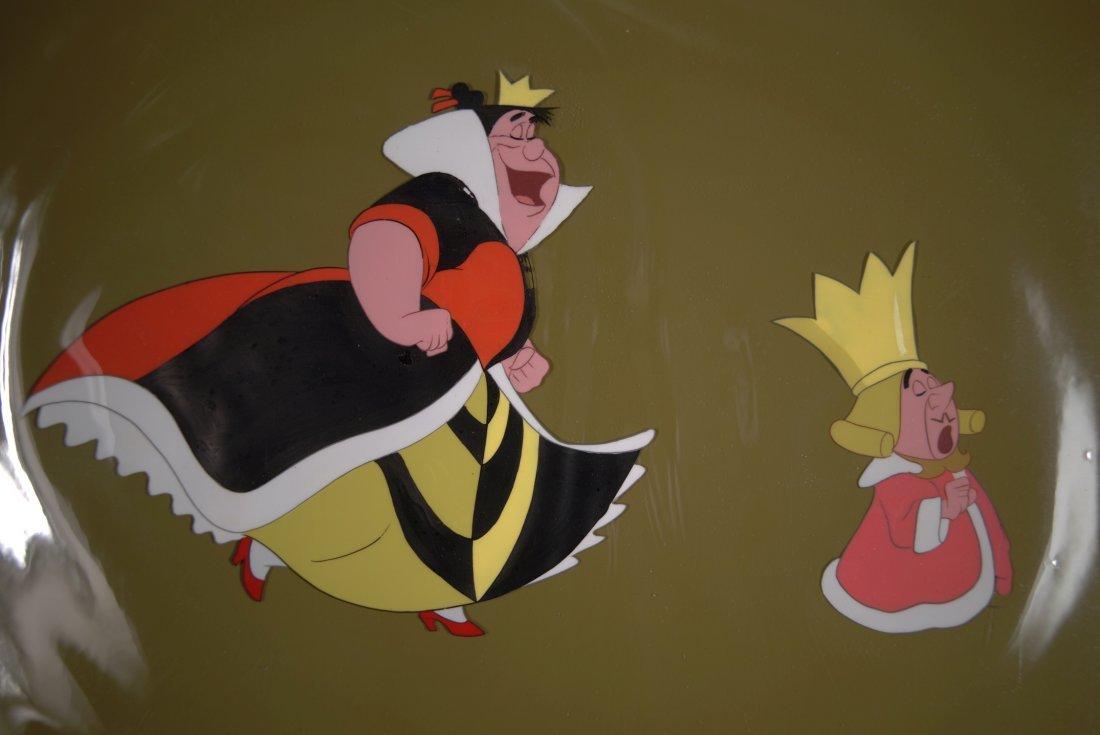 15: Alice in Wonderland: Queen and King of Hearts Walt