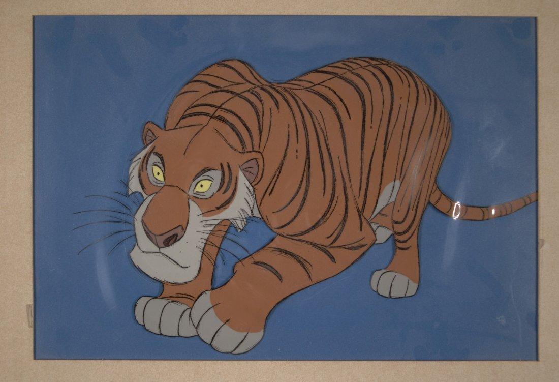 60: The Jungle Book: Shere Khan the Tiger Walt Disney P