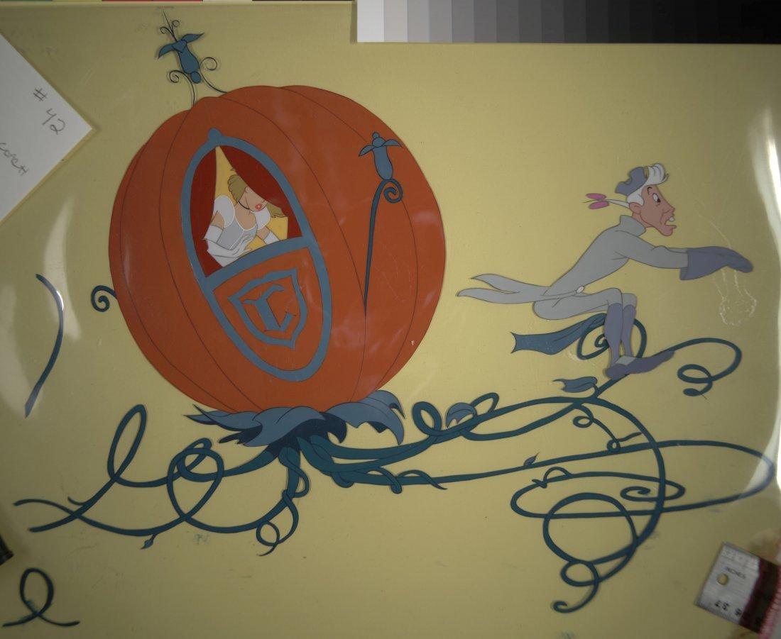 3: Cinderella: Pumpkin Coach Walt Disney Productions 19