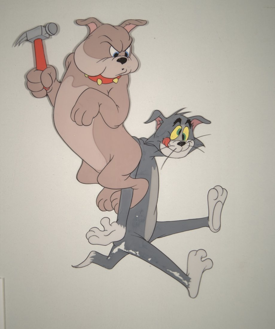6: Tom and Jerry: Tom and Spike Hanna Barbera Productio