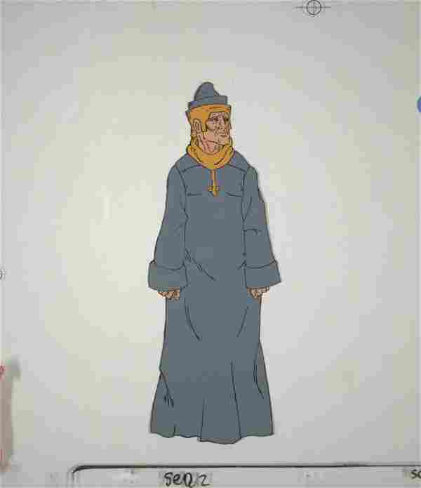 Heavy Metal: Man in Robes Halas & Batchelor Circa 1