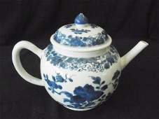 210: Antique Canton Chinese Export Ceramic Pottery Porc