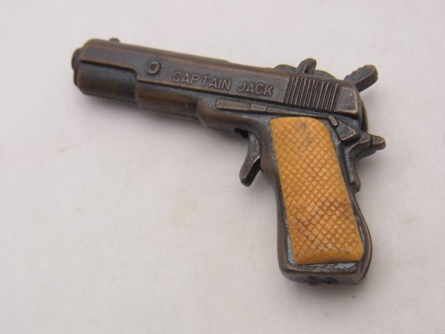 387: Japanese Miniature Toy 1911 Style Colt .45 Caliber