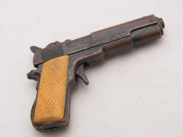 387: Japanese Miniature Toy 1911 Style Colt .45 Caliber - 2