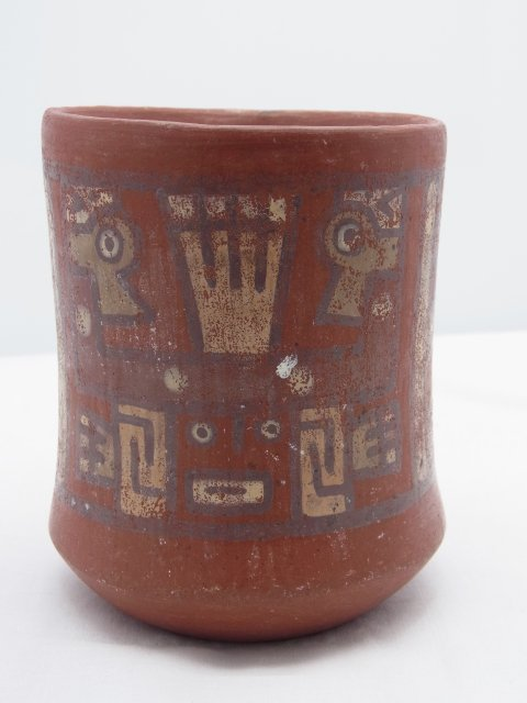 Ultra Rare Pre-Columbian Huari Wari Andean Peruvian Sou