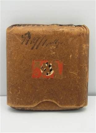 German Nazi Post WWI through WWII Personalized Dated or