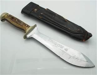 Puma Solingen German Military War Dagger Knife or Bayon
