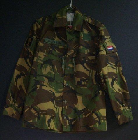 1: Dutch Camo Jacket