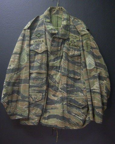2: U.S. Army Tigerstripe Camo Jacket