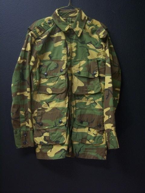 6: Camo Jacket Small