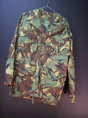 14: Smock, Windproof, Camouflage (UK)