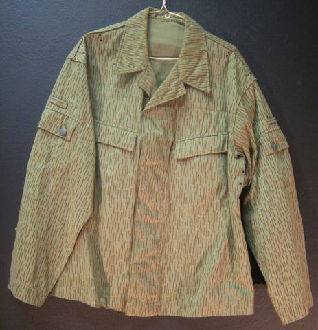 16: East German Camo Jacket.