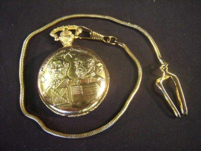 443A: Battle of Gettysburg Commemorative Pocket Watch
