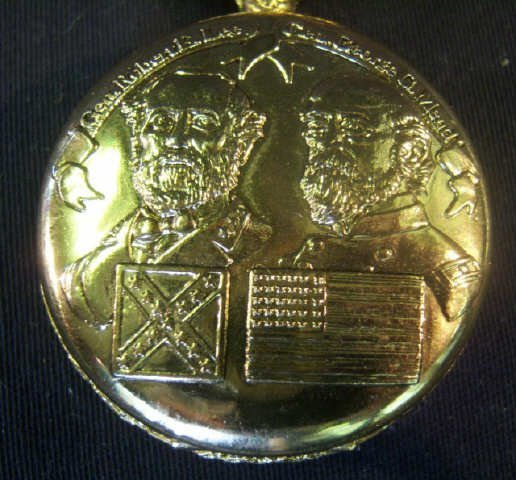 443A: Battle of Gettysburg Commemorative Pocket Watch - 2