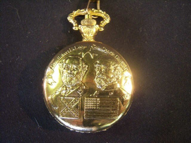 443A: Battle of Gettysburg Commemorative Pocket Watch - 3