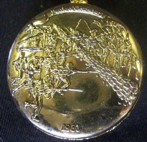 443A: Battle of Gettysburg Commemorative Pocket Watch - 4