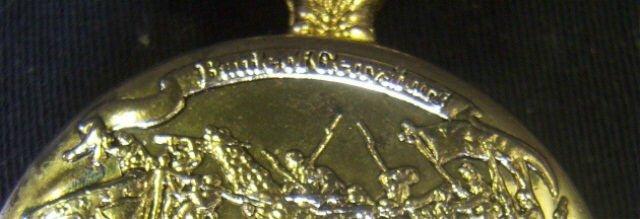 443A: Battle of Gettysburg Commemorative Pocket Watch - 5