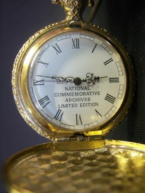 443A: Battle of Gettysburg Commemorative Pocket Watch - 6