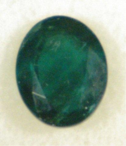 13: 4.40 Carat Emerald