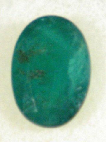 14: 3.25 Carat Emerald