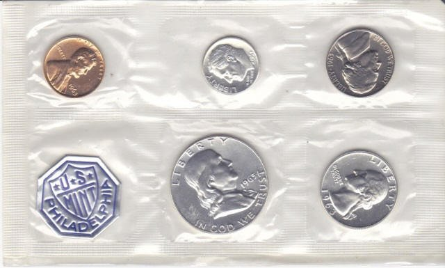 28: 1963 Philadelphia Mint Set