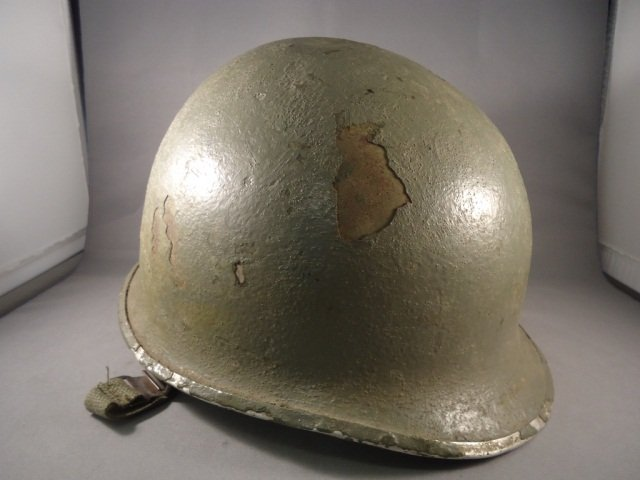 21: WWII US Army Helmet