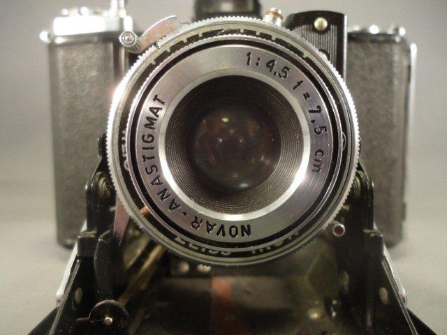 Zeiss Ikonta 521/16 Camera Vintage 1940's/1950's - 2
