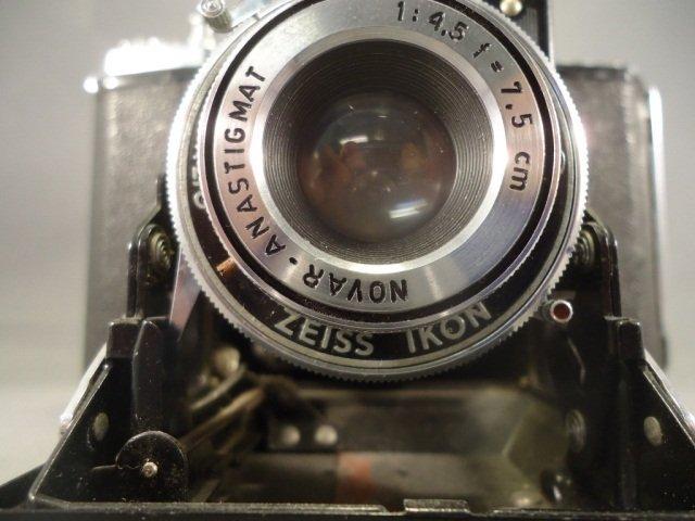 Zeiss Ikonta 521/16 Camera Vintage 1940's/1950's - 3