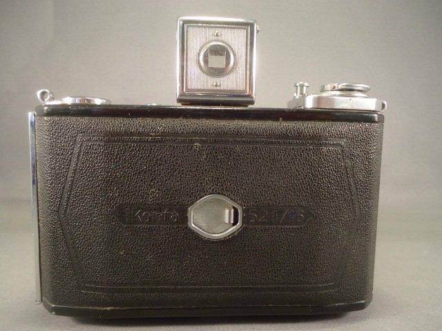 Zeiss Ikonta 521/16 Camera Vintage 1940's/1950's - 5