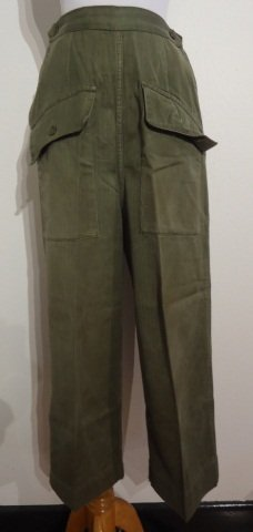 2 Pair WWII US Womens Army Corps Trousers
