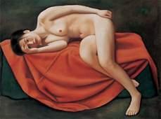 268: Di Lifeng, Nude