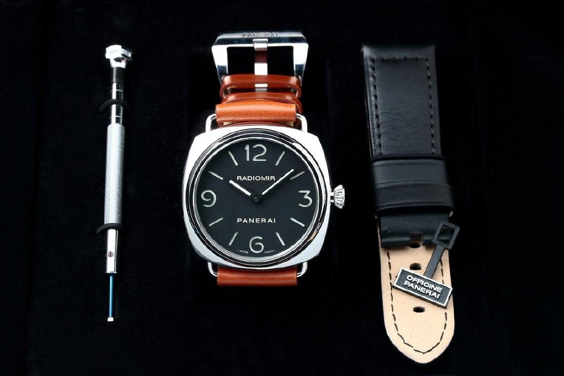 Limited Edition Luminor Radiomir Panerai Watch Pam210 Jun 23